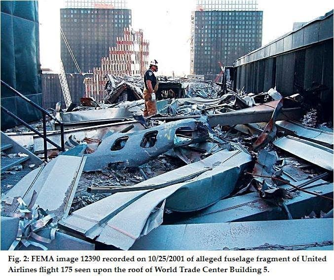 WTCBldg5FuselageFragment