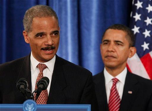 Holder&Obama