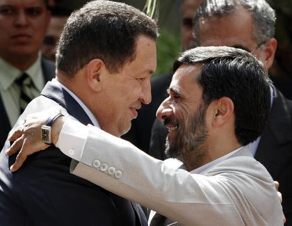AhmadinejadChavez