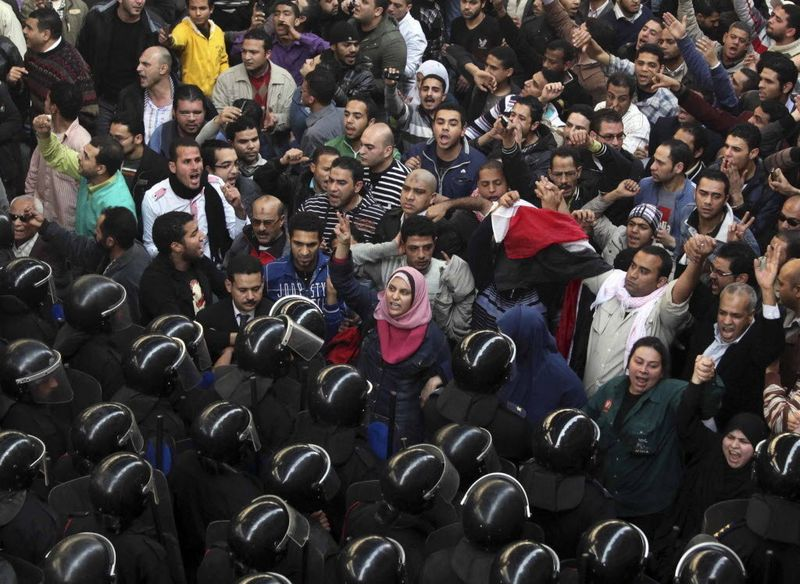 RiotsInEgypt