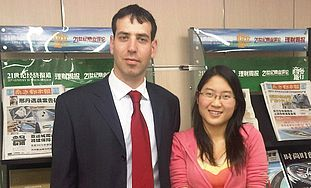 IsraeliBusinessmanGilKerbs&ChineseReporter