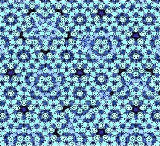 AatomicModelOfAg-AlQuasicrystalLargeGetty