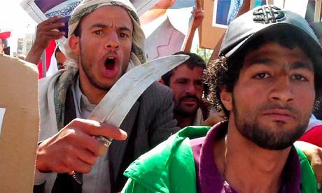 YemenProtests&AlQaeda