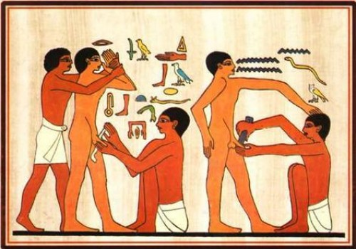 EgyptCircumcisionDepiction