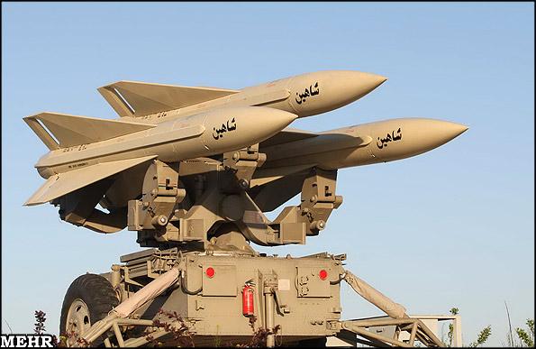 IranianAntiAircraftMissiles