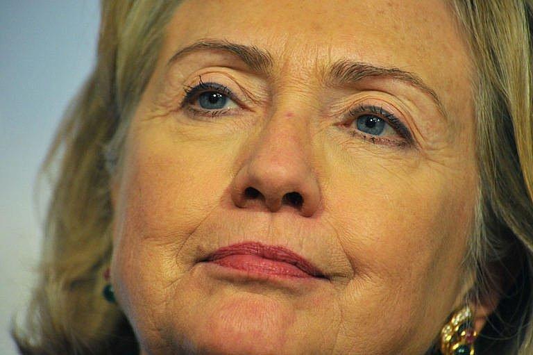 HillaryClintonAFPHuge