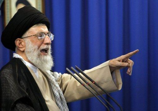AyatollahAliKhameneiAide