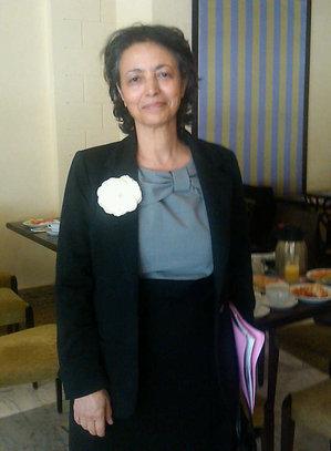TunisiaMinisterOfWomensAffairsLiliaLabidi