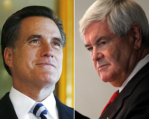 Romney&Gingrich