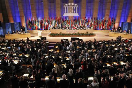 ParisUNESCOGeneralConference103111Reuters