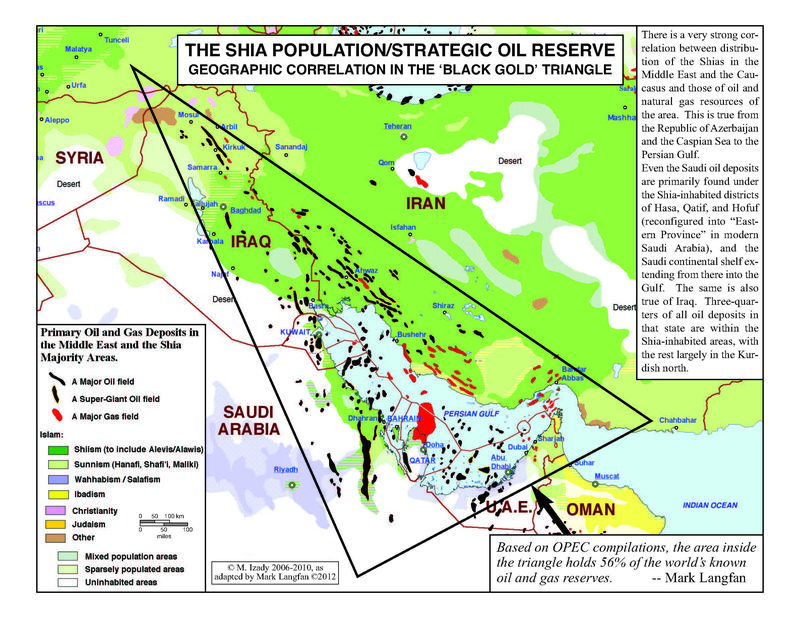 Iran Shia_Population_Map