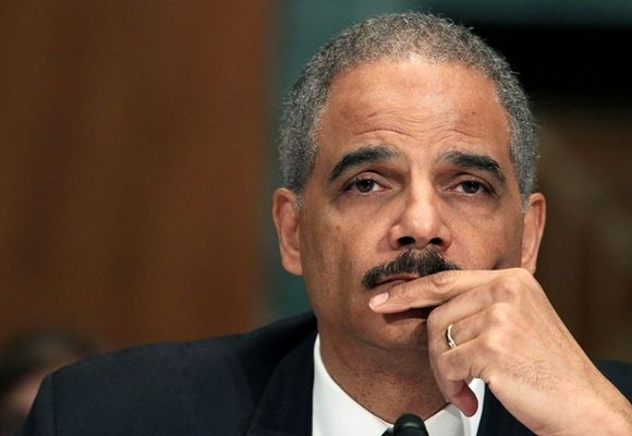 The OTHER Eric Holder Scandal